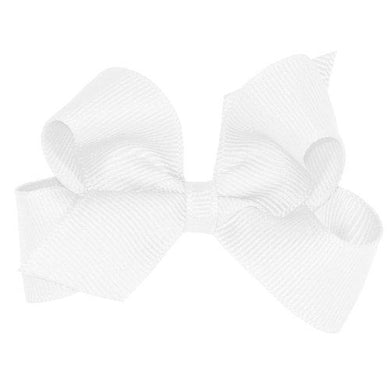 Wee Ones Mini Grosgrain Bow