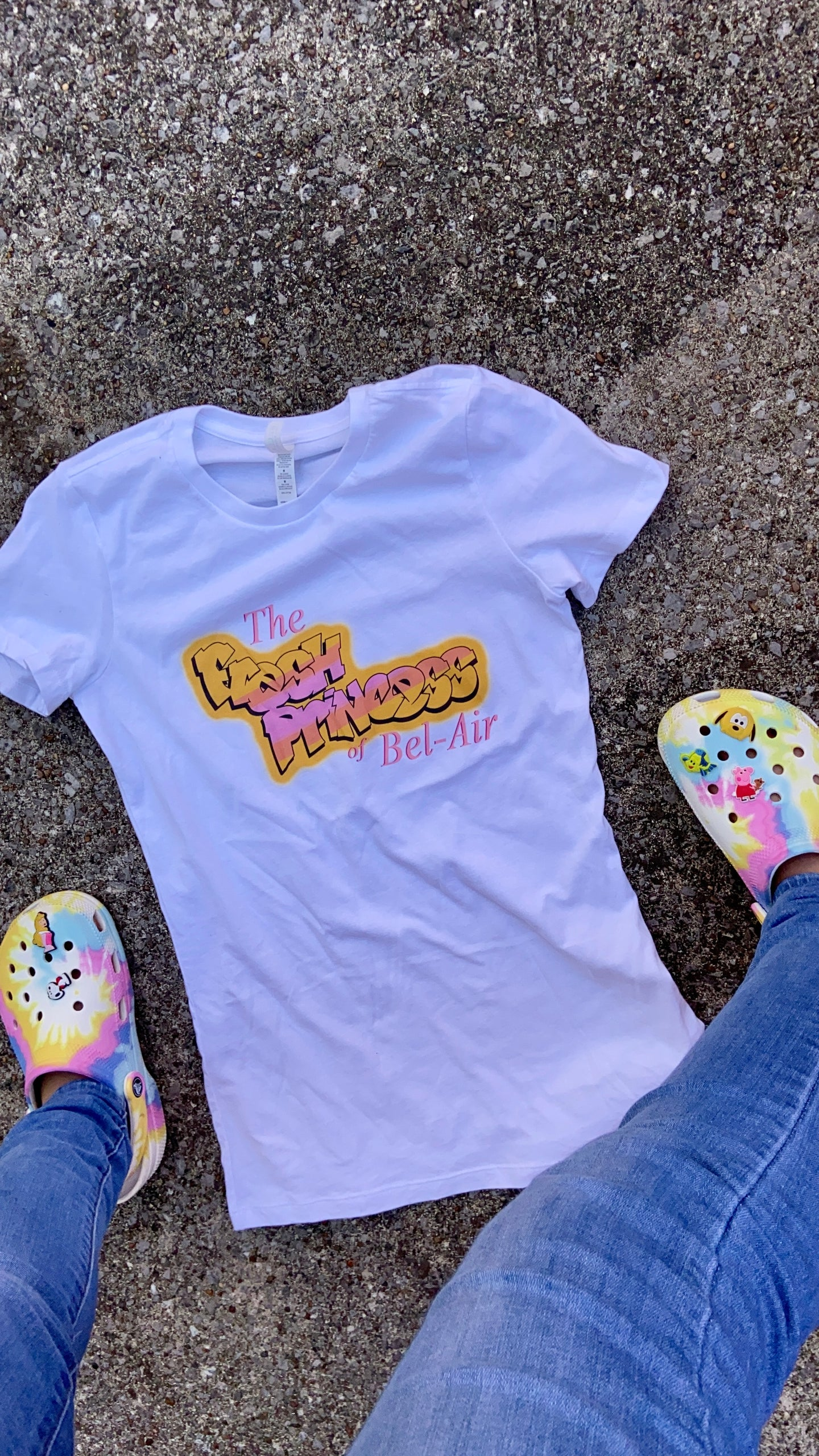 Fresh Princess of Bel-Air Tee