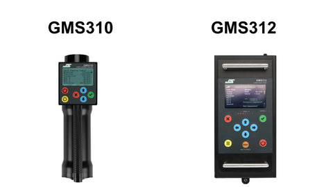 GMS310 and GMS312 User Interface