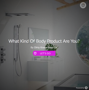 What Kind Of Body Product Are You?