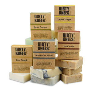 Bar Soap Package - Dirty Knees Soap Co., LLC