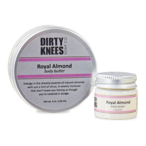Royal Almond Body Butter