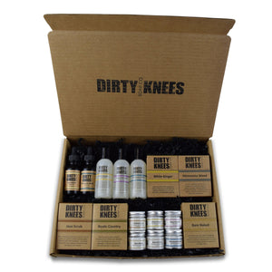 Dirty Knees Sampler - Dirty Knees Soap Co.