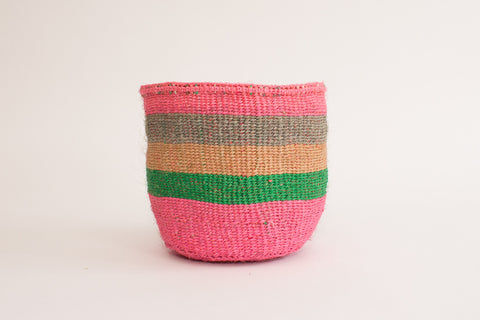 Small Basket - Tropical