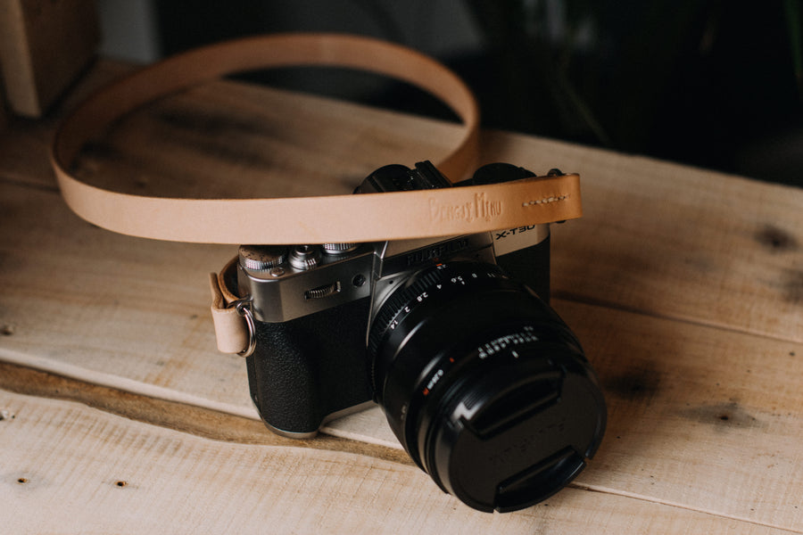 mirrorless camera strap in 8 colors available