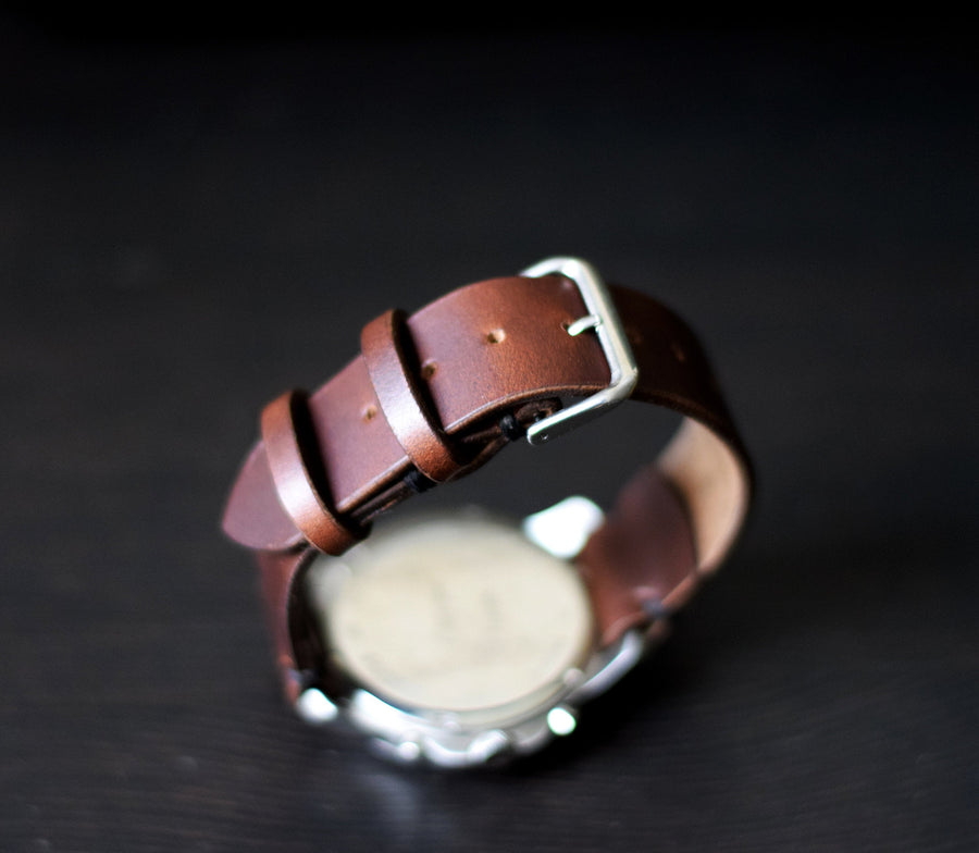 Horween watch band
