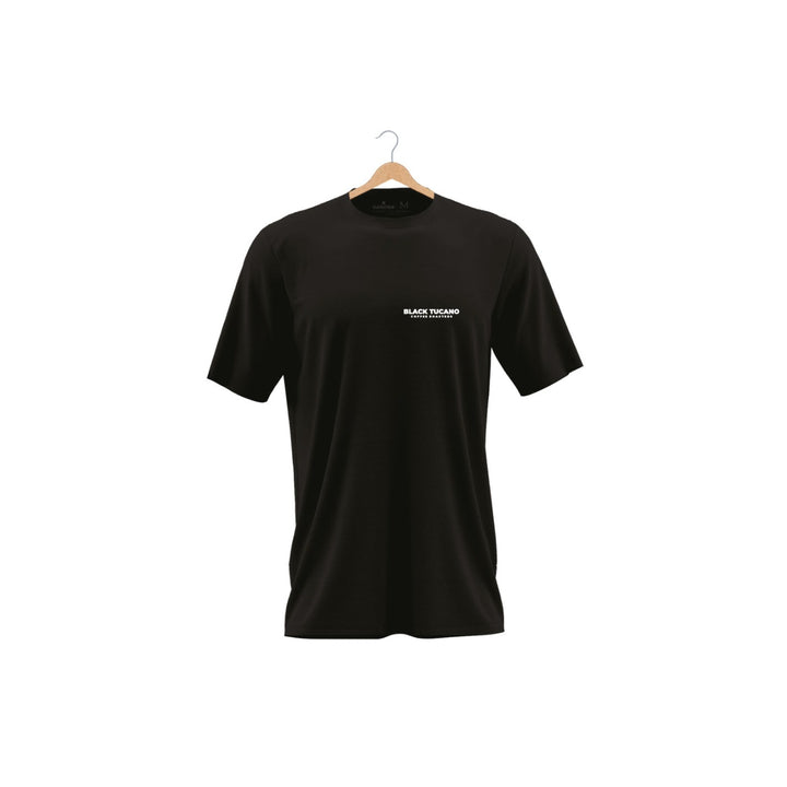 Camiseta Black Tucano Single Origin Preta