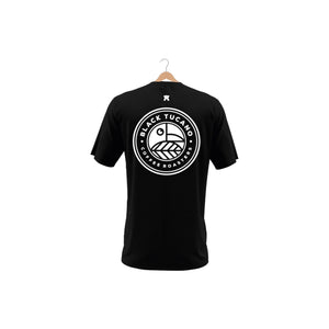 T-Shirt Black Tucano Single Origin Black