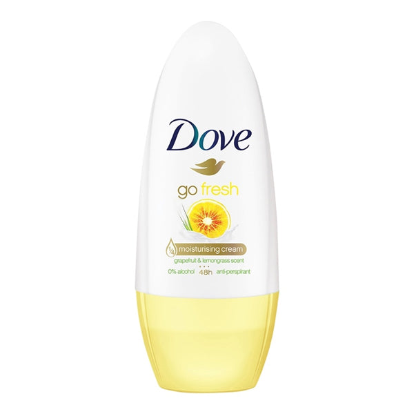 Roll-on deodorant Go Fresh Grapefruit Dove (50 ml) - parfymeria