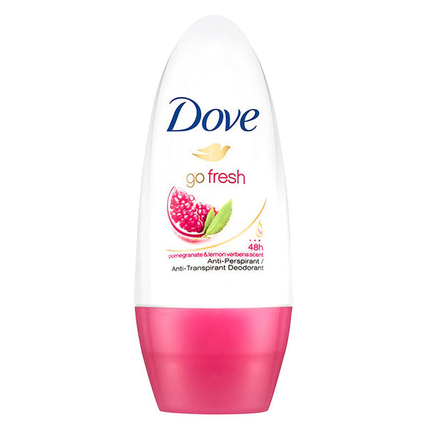 Roll-on deodorant Go Fresh Dove (50 ml) - parfymeria