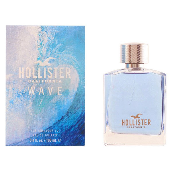 Wave For Him Hollister EdT - parfymeria