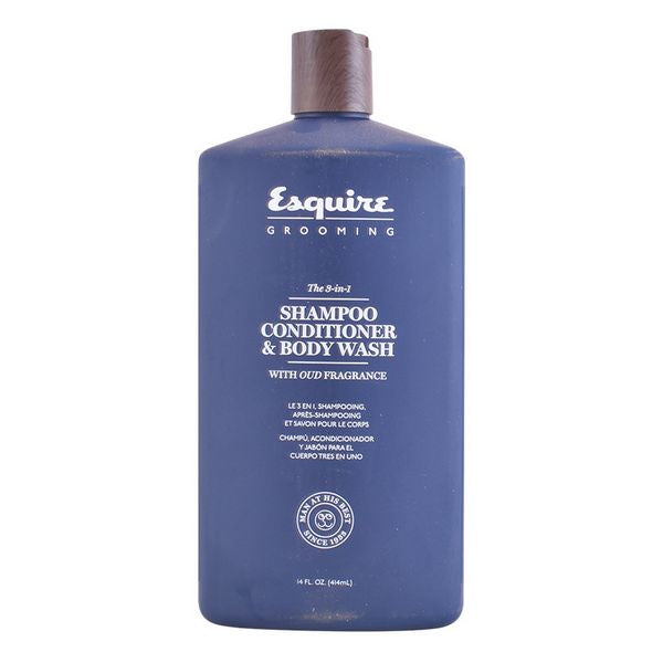2-in-1 Shampoo and Conditioner Esquire Grooming Farouk (414 ml) - parfymeria