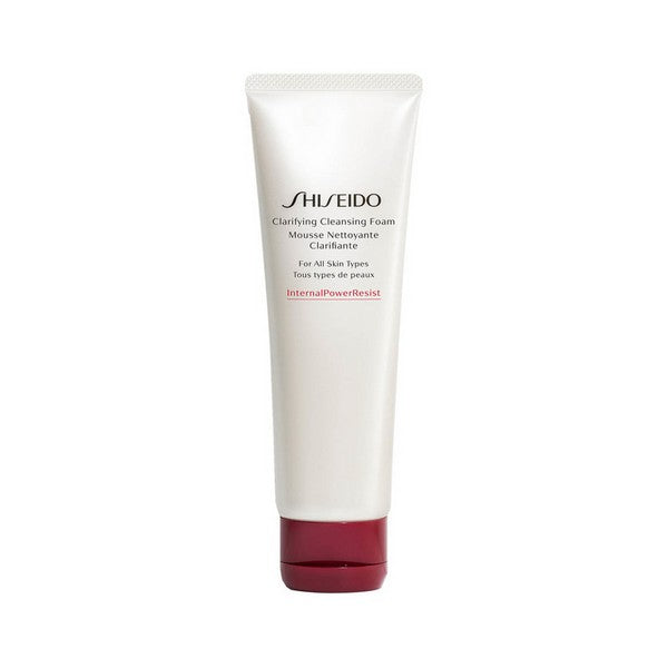 Rengöringsskum Clarifying Cleansing Shiseido (125 ml) - parfymeria