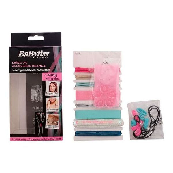 Pärlor Twist Secret Babyliss - parfymeria