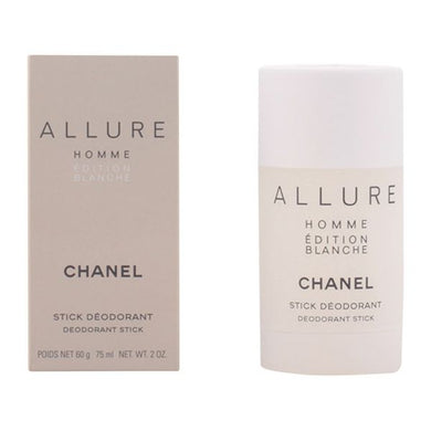 Stick Deodorant Allure Homme Edition Blanche Chanel (75 ml) - parfymeria