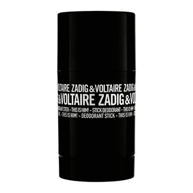 Stick Deodorant This Is Him! Zadig & Voltaire (75 g) - parfymeria