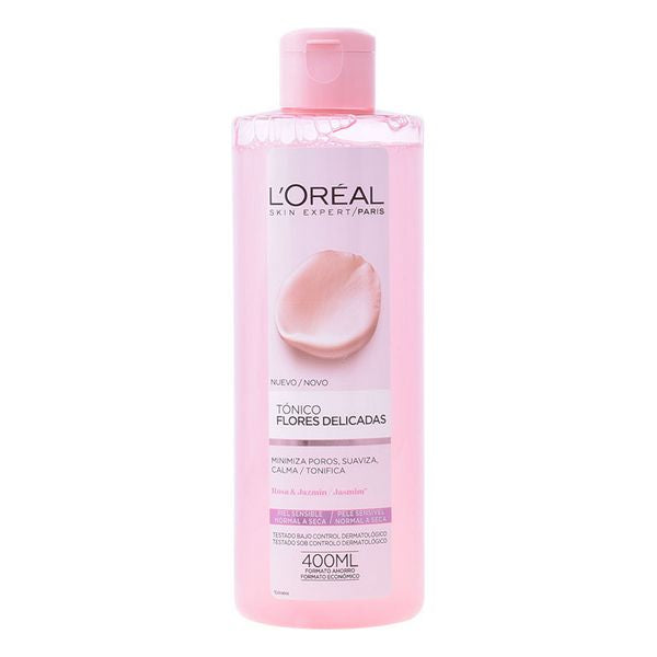 Ansiktstoner L'Oreal Make Up (400ml) - parfymeria