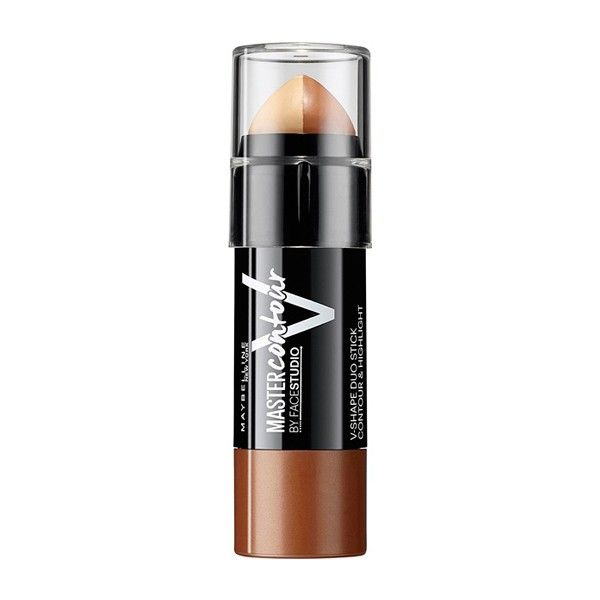 Highlighter Master Contour V-shape Maybelline (27 g) - parfymeria