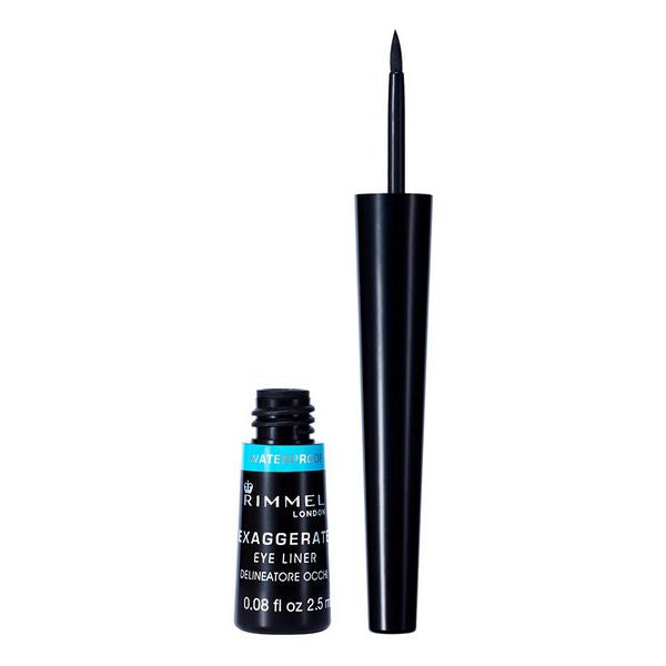 Eyeliner Exaggerate Wp Rimmel London (2,5 ml) - parfymeria