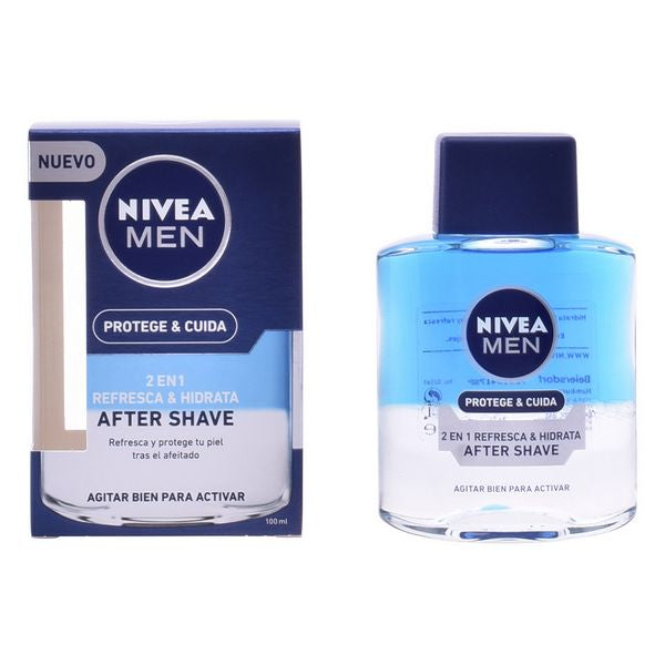After Shave Lotion Men Nivea (100 ml) - parfymeria