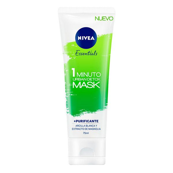 Anti-por-mask Urban Skin Detox Nivea (75 ml) - parfymeria