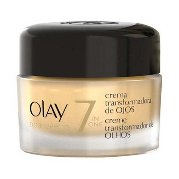 Anti-Ageing Cream for Eye Area Total Effects Olay (15 ml) - parfymeria