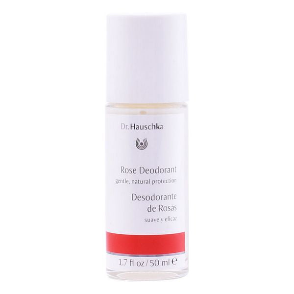 Roll-on deodorant Rose Dr. Hauschka