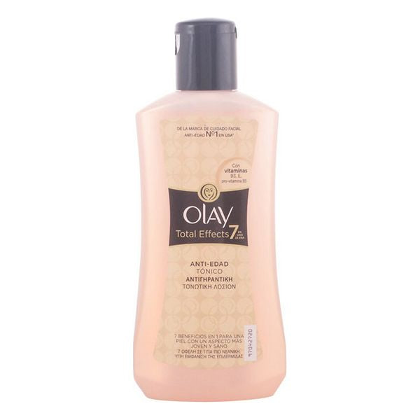 Ansiktsvatten Anti-age Total Effects Olay (200ml) - parfymeria