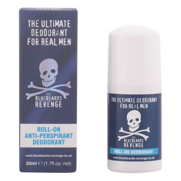 Roll-On Deodorant The Ultimate For Real Men The Bluebeards Revenge - parfymeria
