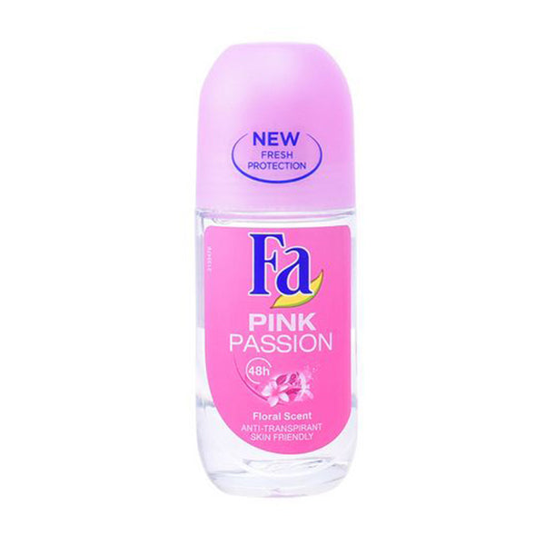 Roll-on deodorant Pink Passion Fa (50 ml) - parfymeria
