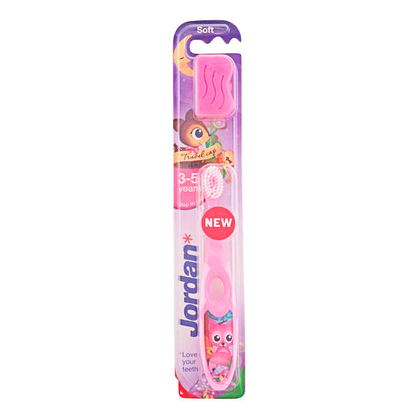 Toothbrush for Kids Suave Jordan (3-5 años) - parfymeria