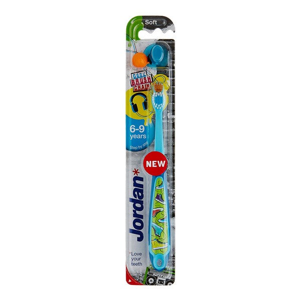 Toothbrush for Kids Jordan - parfymeria