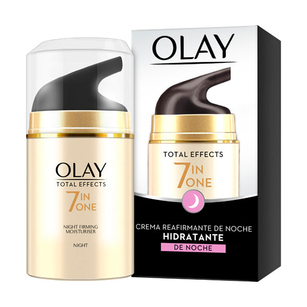Nattkräm Total Effects Olay (37 ml) - parfymeria