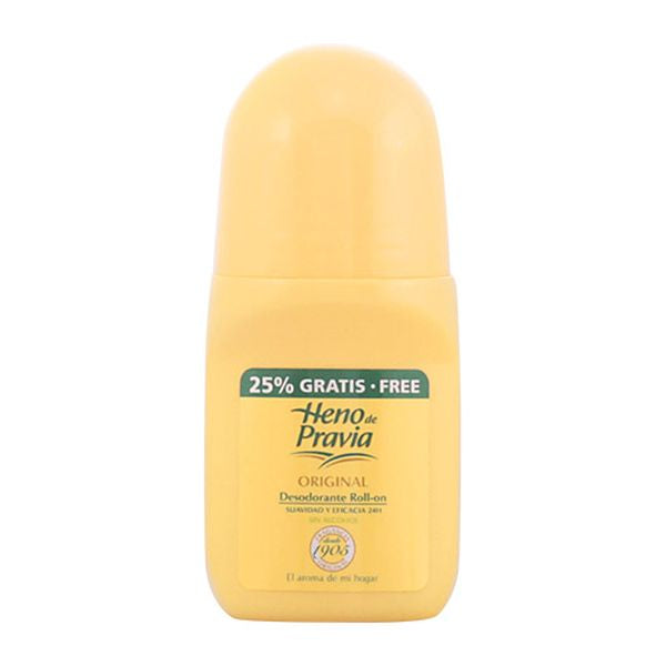 Roll-on deodorant Original Heno De Pravia (50 ml) - parfymeria