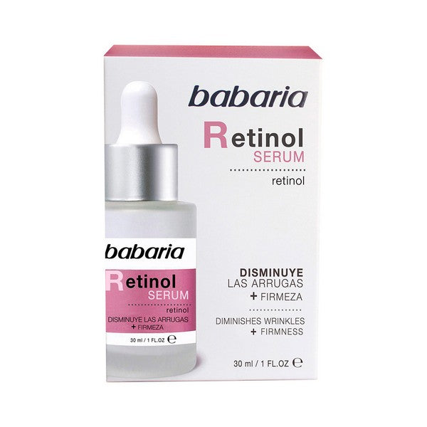 Anti-agingserum Retinol Babaria (30 ml) - parfymeria