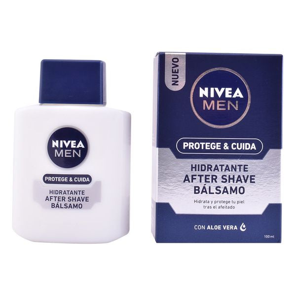 After shave-balm Aloe Vera Nivea (100 ml) - parfymeria