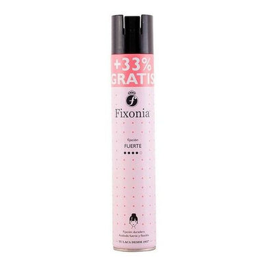Strong Hold Hair Spray Fixonia (400 ml) - parfymeria