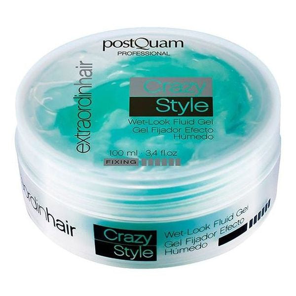 Strong Hold Hair Spray Extraordinhair Postquam (100 ml) - parfymeria