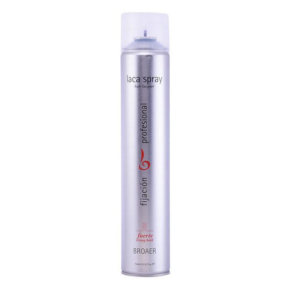 Extra Firm Hold Hairspray Broaer (750 ml) - parfymeria