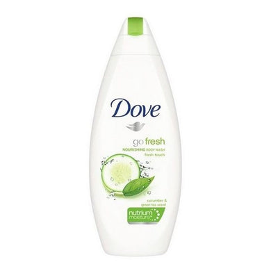 Duschtvål Go Fresh Dove (700 ml) - parfymeria