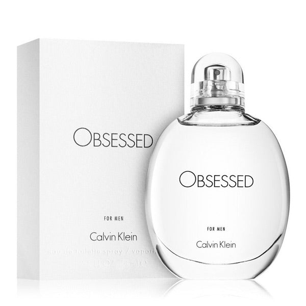 Obsessed By Calvin Klein EdT - parfymeria