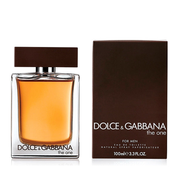 The One By Dolce & Gabbana EdT - parfymeria