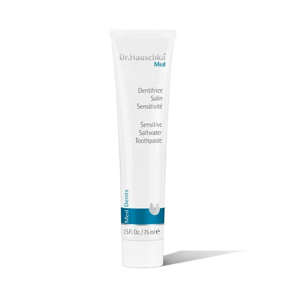 Tandkräm Sensitive Salt Water Dr. Hauschka (75 ml) - parfymeria