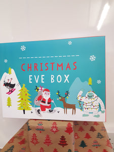 Christmas Gift Box ( BOX ONLY )