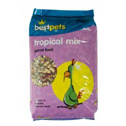 Bestpets Tropical Parrot Mix 15kg