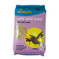 Best pets Wild Bird Food 20kg
