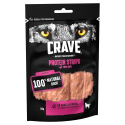 Crave Protein Chunks/Strips 55g