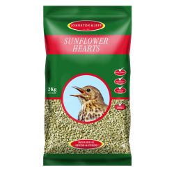Johnston & Jeff Sunflower hearts bird seed