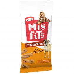 Misfits twistos chicken 105g
