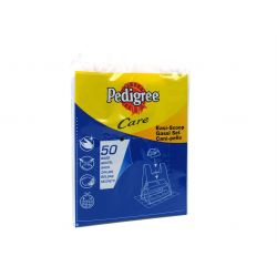 Pedigree care easi-scoop bags (50)